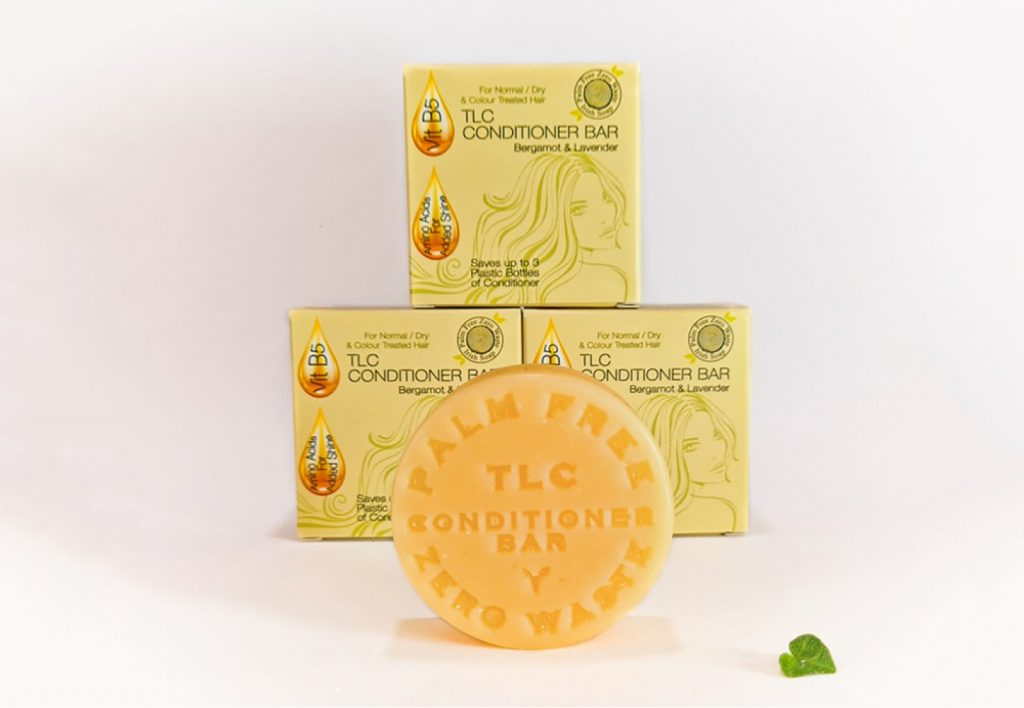 Sustainable beauty swap that I have tried from Palm Free Irish soap