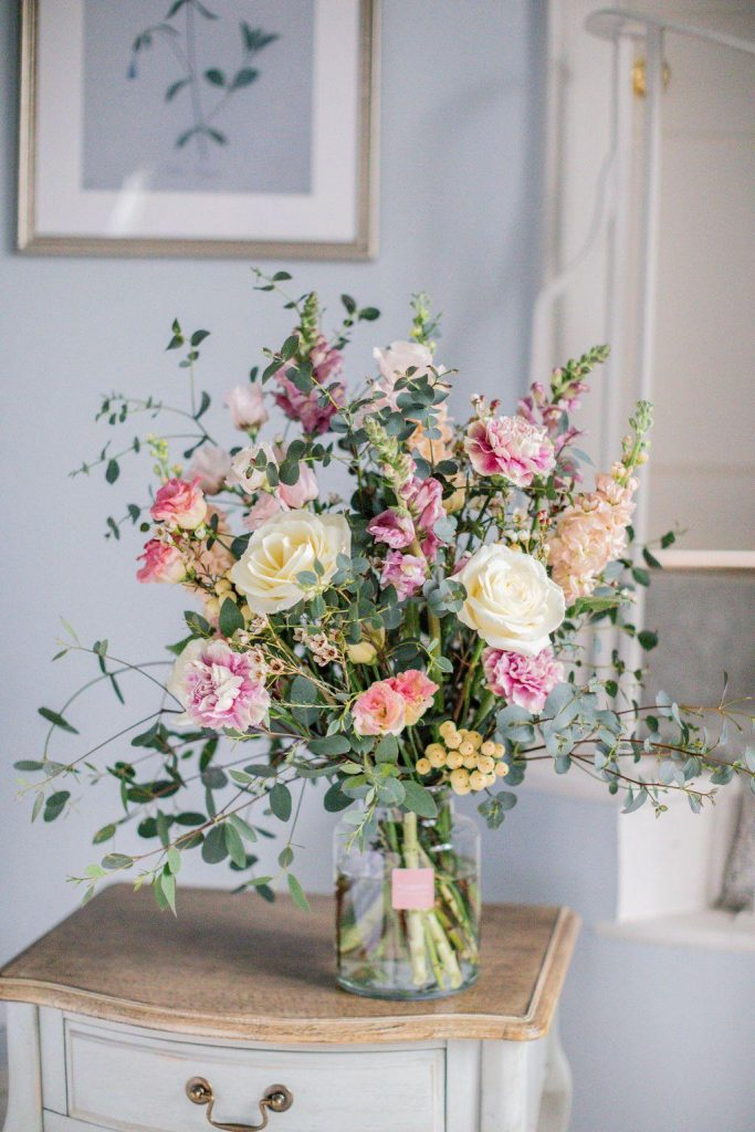 New Blooms bouquet