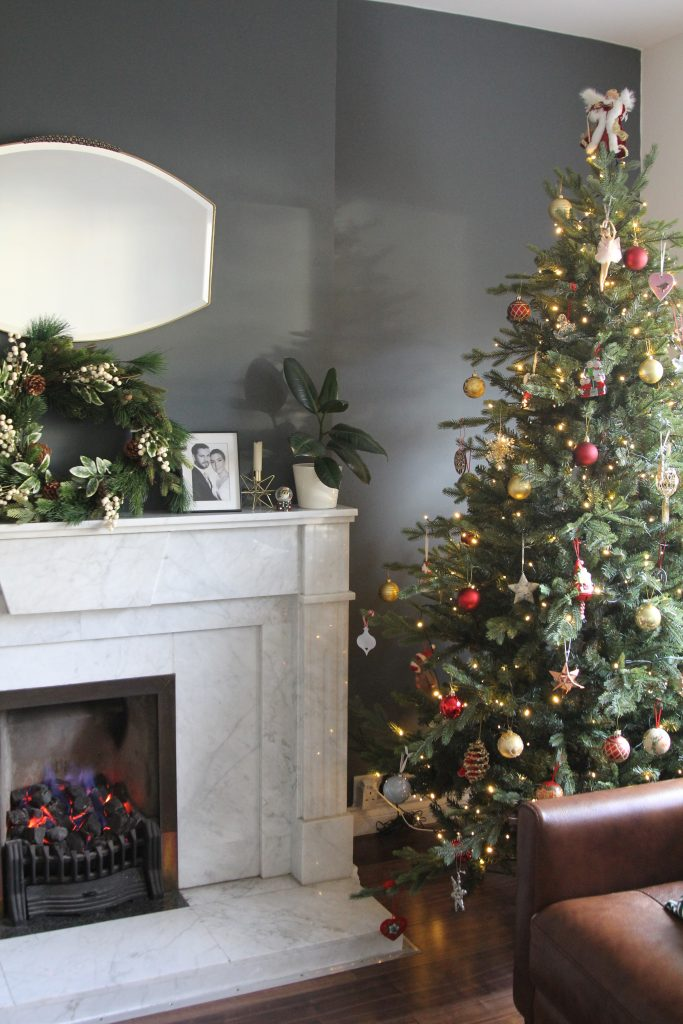 Christmas tree from styleatno5