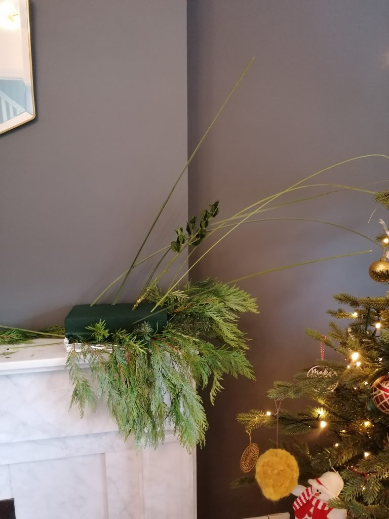 some greenery added from @styleatno5