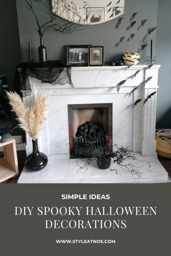 DIY Spooky Halloween decorations
