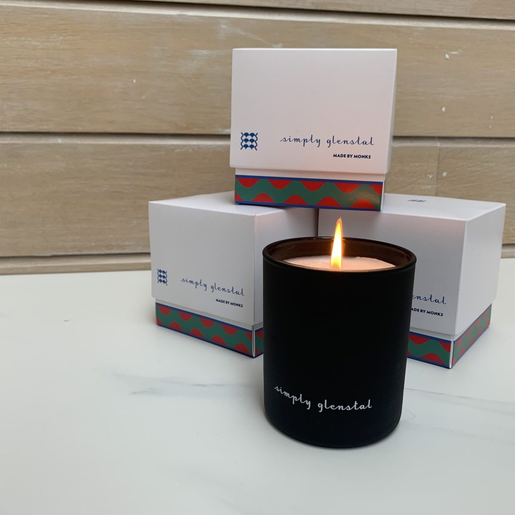 Simply Glenstal Candle