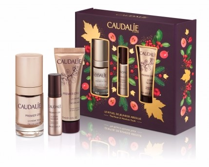 Caudalie gift set available from Natural Skincare in Limerick