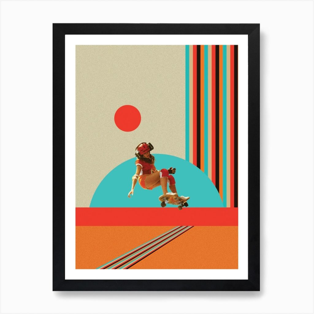 Liam Madden art print