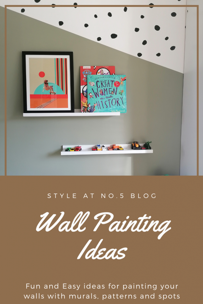Ideas for painting walls in your home from Style At No.5
